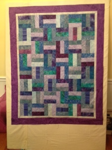 dave's quilt top